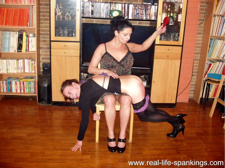 Real femdom torture