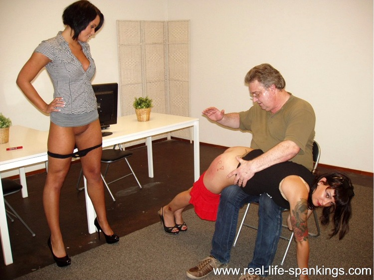 real male spankings